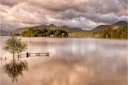Derwent Water Dawn