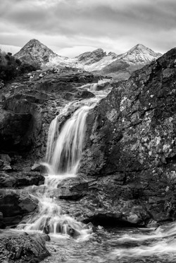 Fred Bell_Looking Towards The Cuillins I