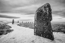 Stones Of Brodgar