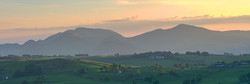 Sunset over the Lakes_Ian Gregory