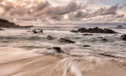 Fred Bell_Incoming Tide Mangersta Beach.