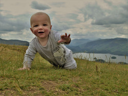 My Little Sunshine_Gilly Linton
