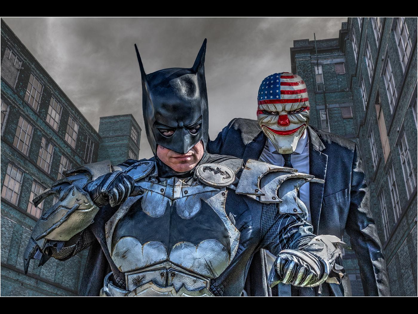 056  Super heroes