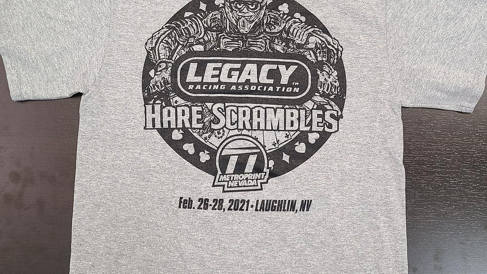 Metroprint NV Hare Scrambles Event t-shirt