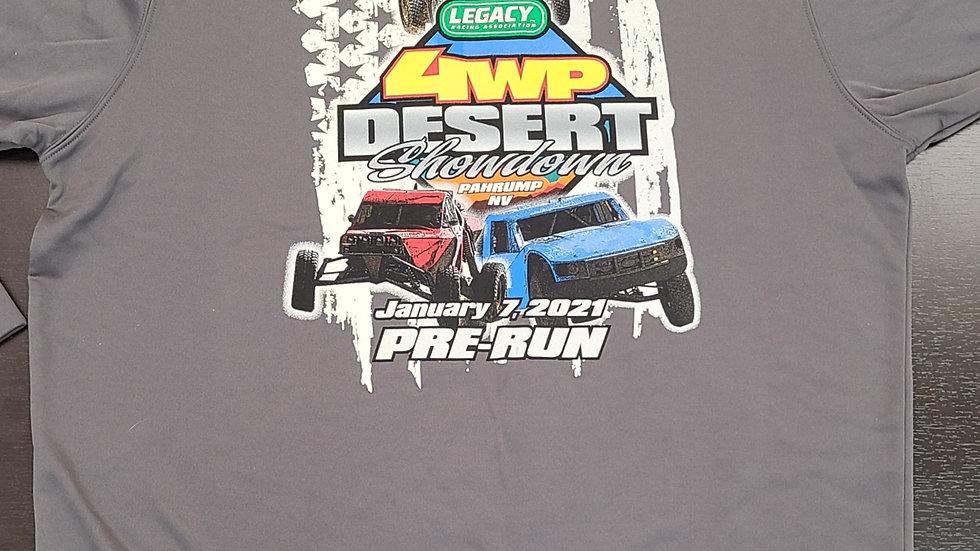 4WP Desert Showdown Pre-run Sweatshirt