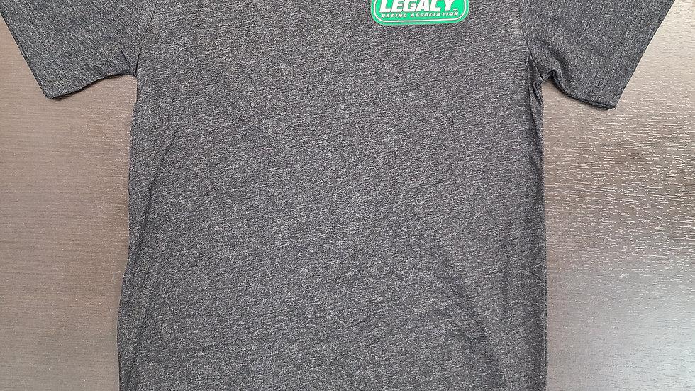Legacy Racing T-shirt - Charcoal