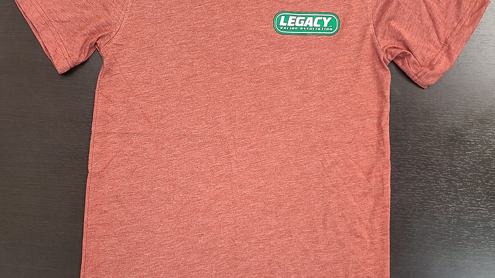 Legacy Racing T-shirt - Clay