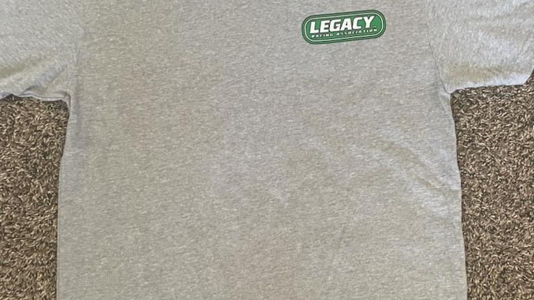 Legacy Racing T-shirt - Grey