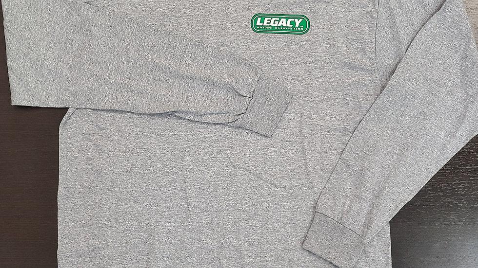 Legacy Long Sleeve - Oxford Gray