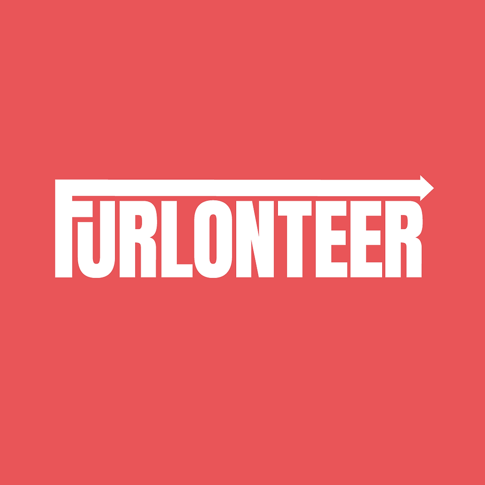Furlonteer Logo in Red