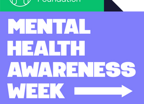 In Support of Mental Health Awareness Week