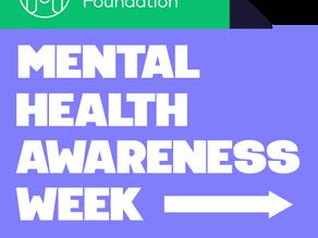 In Support of Mental Health Awareness Week
