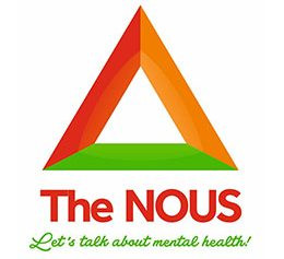 The NOUS logo on a white background