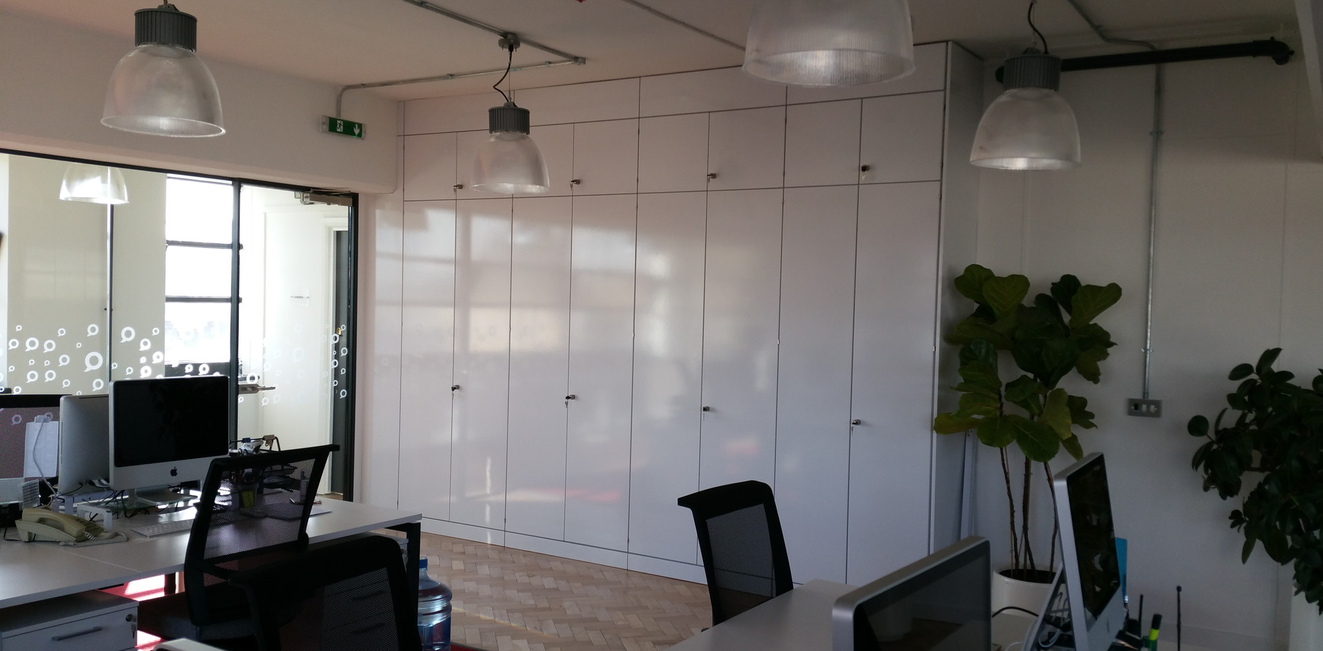 office storage wall tallwall bespoke storage wall