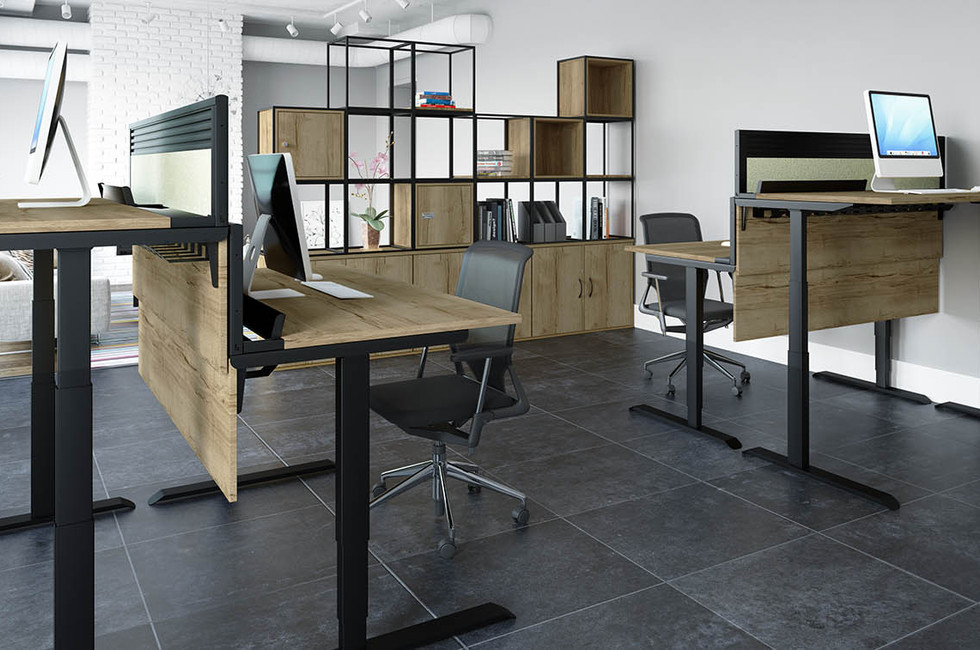 multifunctional office workspace furniture