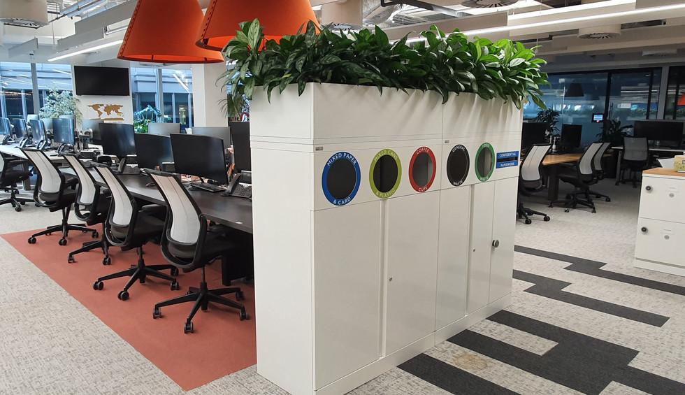 OSS Bespoke Recycle Storage Unit