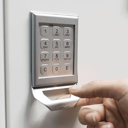 Lehmann Electronic Combination Lock with Keypad