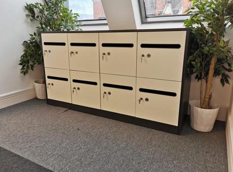 Agile Lockers