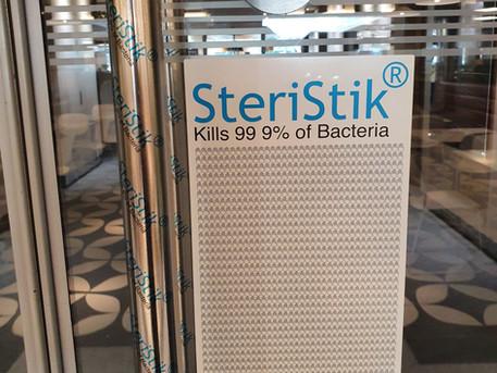 SteriStik Door Protector