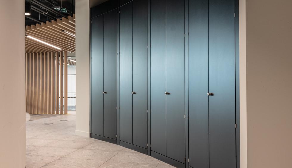OSS Storage wall