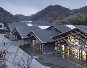 GLA Design, centro de visitantes en Xikeng (China)