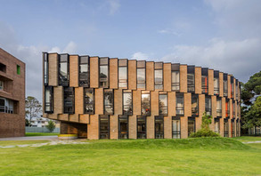 Eureka Centre - Colegio Anglo Colombiano / taller de arquitectura de Bogotá