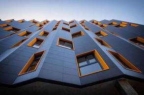 Vivienda social en Madrid NSA1 / Camacho Macia Arquitectos