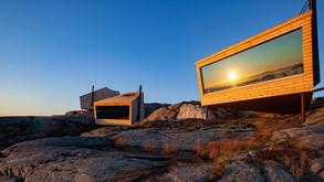 Cabañas Flokene / Holon Arkitektur