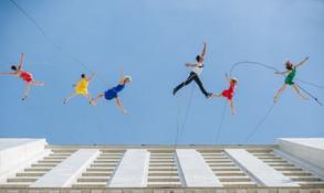 Danza vertical: una nueva forma de explorar la Arquitectura