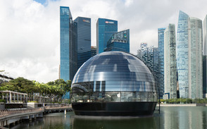 Tienda Apple Marina Bay Sands / Foster + Partners