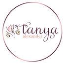 TanyaAlexanderLogo2020 for social media