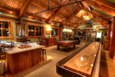 ALL WOOD MAN CAVE