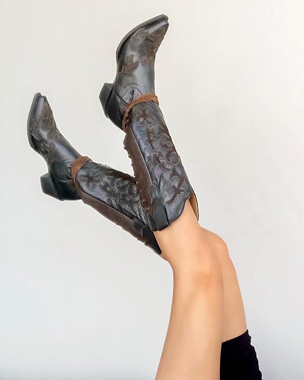Layla Tall Cowgirl Boots