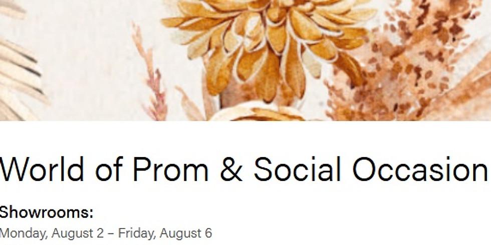 World of Prom & Social Occacion