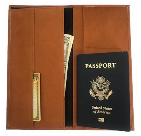 Alterio Large Passport Cover