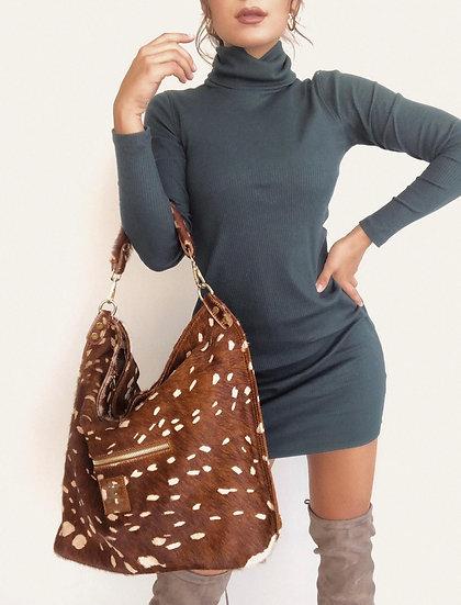 Monica Large Handbag Crossbody