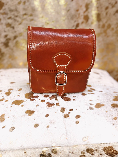 Lara Mini Square Crossbody