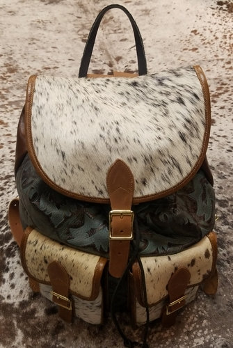 Finn Large Exotic Back Pack