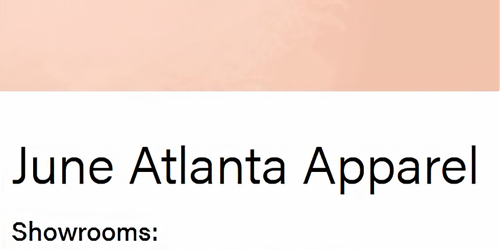 June Atlanta Apparel