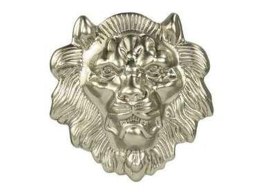 GOLD LION HEAD BUCKLE