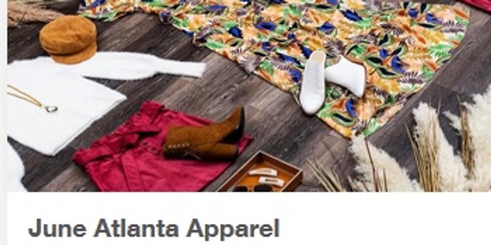 June Atlanta Apparel  - June 10 - 13, 2020