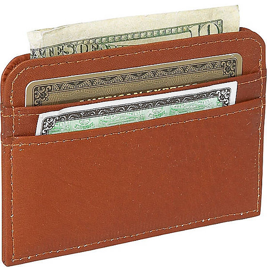 Aquilino Front Pocket Mini Card Case