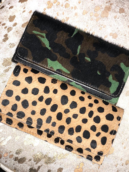 Aris Cell Phone Fold Over Wallet