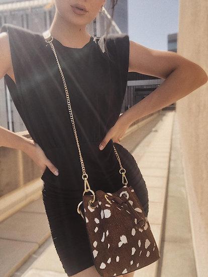 Demi Bucket Small Handbag Cross Body