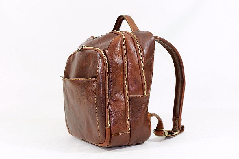 Dario Med Zip up Back Pack
