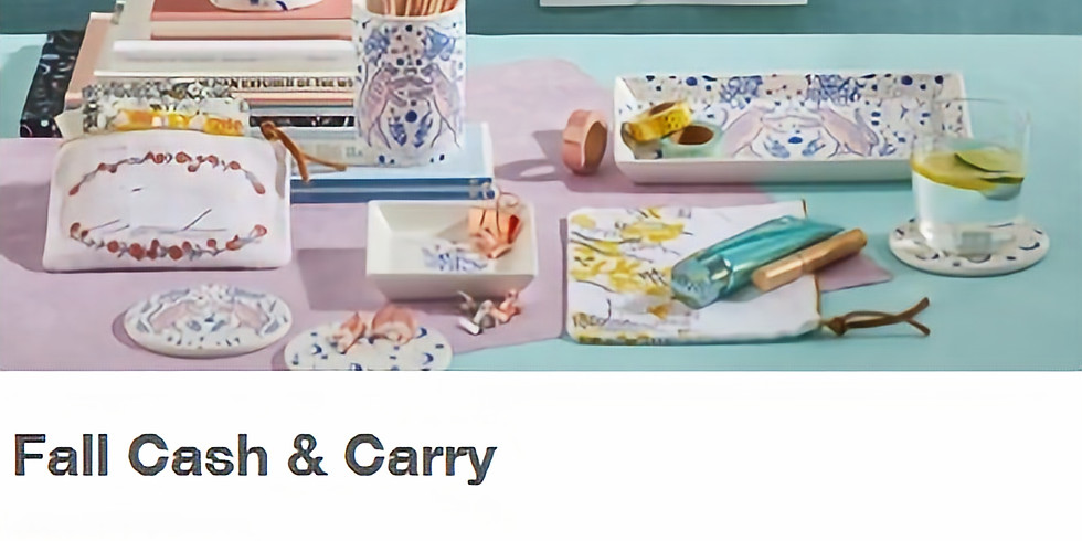 Americas Mart Fall Cash & Carry