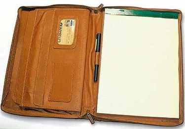 Bonifacio Medium Tablet Journal