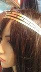 Fringe Loopy Wrap Leather Bracelet