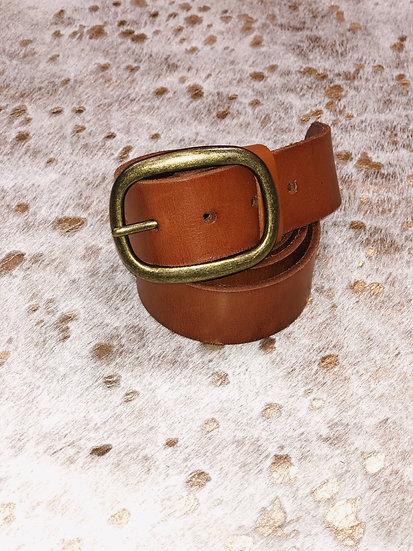 Abril Wide Vintage Belt