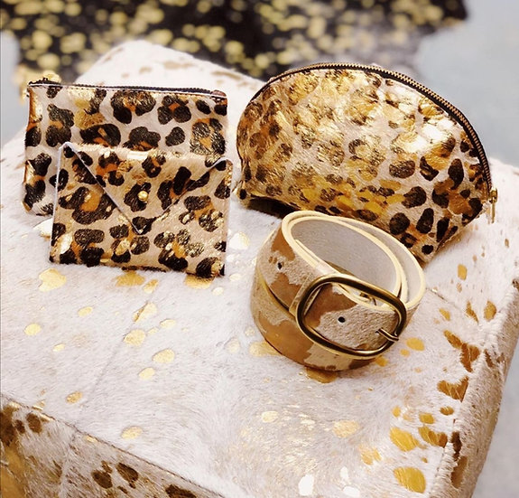 LEOPARD GOLD PAIRING